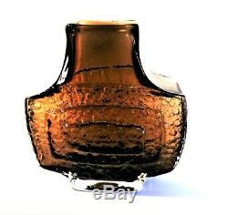 A Whitefriars Art Glass Tv. Vase By Geoffrey Baxter