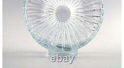 HELENA Tynell vase / bottle in art glass, Riihimäen Lasi