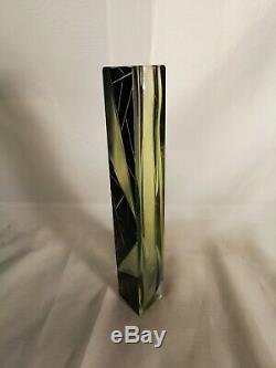 Karl Palda Art Deco Bud Vase