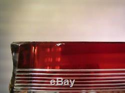 Karl Palda Art Deco Glass Vase