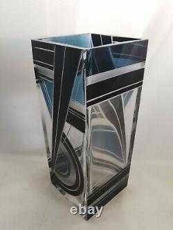 Karl Palda Art Deco Vase