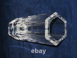 Kosta Boda Art Glass Vase Signed by Eden Falk 44268, 7 1/4 Tall