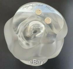 Orrefors vase. Per B Sundberg. Scandinavian Art Glass
