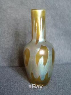 Art Nouveau Loetz Vase En Verre Circa 1900