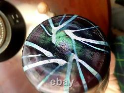 Bohemian Loetz Streifen Und Flecken Iridescent Art Glass Vase Koloman Moser Read