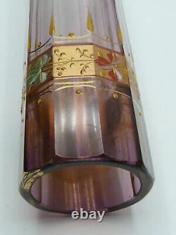 - C'est Pas Vrai. - C'est Pas Vrai. 1900 Emailliert Geschliffen Art Glass Bohemia