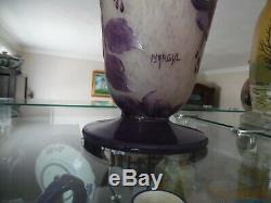 D'argyl Art Vase En Verre