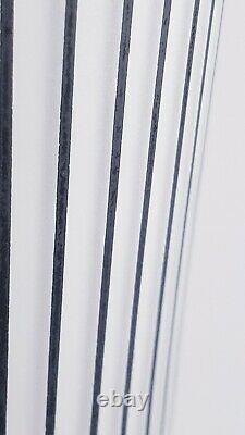 Jugendstil Josef Hoffmann Wiener Werkstätte Vase Glass Überfang Art Déco
