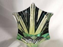 Karl Palda Art Déco Vase