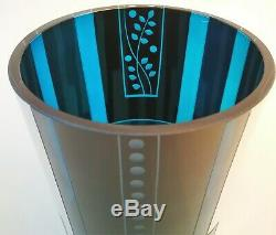 Karl Palda Vase Art Deco