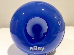Kliszewski Art Glass Vase Shard Par Bob & Laurie Kliss De Californie