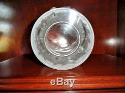 Lalique Bacchantes Art Nouveau10 Femme Nue Vase