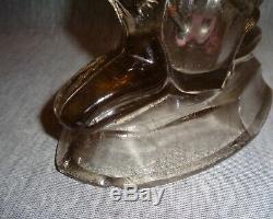 Nu Vase En Verre Bowl 10 Windsor Allemagne, C. 1930 Art Déco