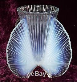 P Vase D'époque Art Deco D'époque Art Déco
