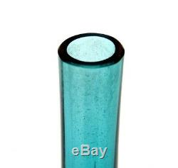 Rare 1960 Murano Cenedese Antonio Da Ros Alexandrite Art Glass Vase Freeform