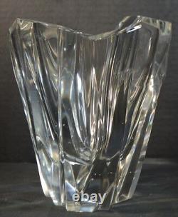 Tapio Wirkkala Ittala Iceberg Vase Verre D'art Scandinave