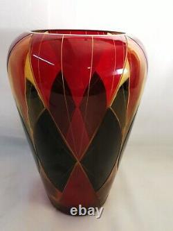 Vase Art Déco Palda