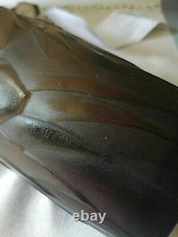 Vase En Verre Art Déco Rare Pierre D'avesn