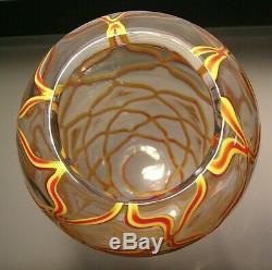 Verre Grand Art Vintage Murano Vase Résumé Net Design